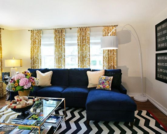 Navy Blue Living Room Decor Elegant Decorating A Navy Blue Couch Design Remodel