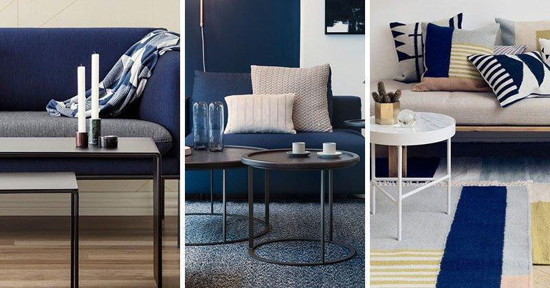 Navy Blue Living Room Decor Fresh 4 Ways to Use Navy Home Decor to Create A Modern Blue
