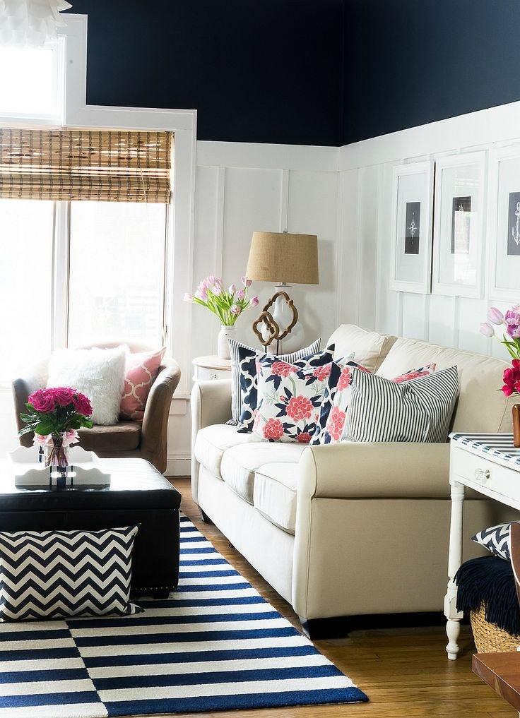 Navy Blue Living Room Decor Lovely Best 25 Navy Living Rooms Ideas On Pinterest