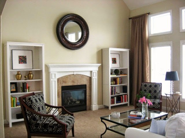 Neutral Living Room Color Ideas Beautiful Neutral Wall Painting Ideas