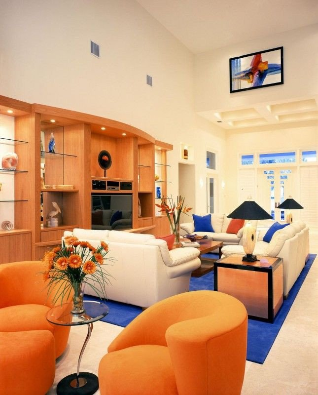 Orange Decor for Living Room Awesome 17 Best Ideas About orange Living Rooms On Pinterest