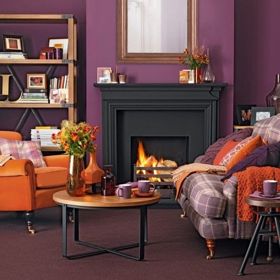 Orange Decor for Living Room Awesome Best 25 orange Living Rooms Ideas On Pinterest