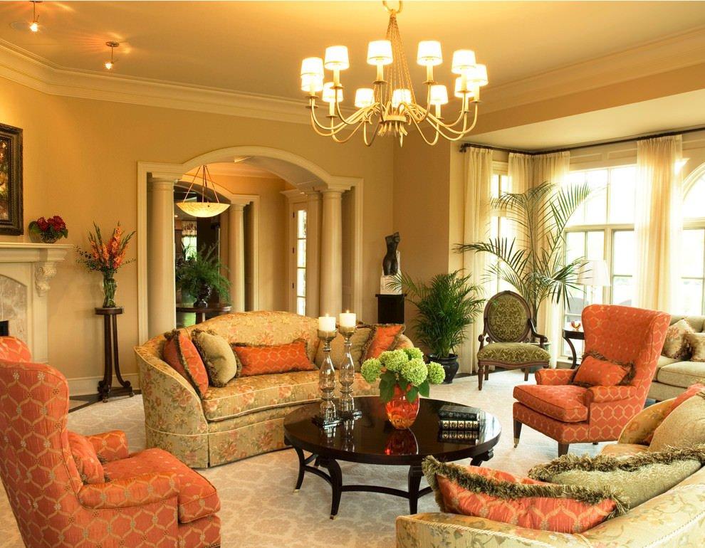 Orange Decor for Living Room Best Of 19 orange Living Room Designs Decorating Ideas