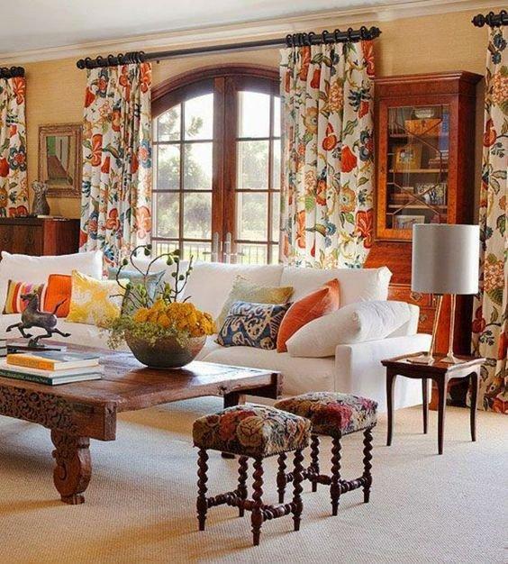 Orange Decor for Living Room Fresh Blue and orange Living Room Google 搜索