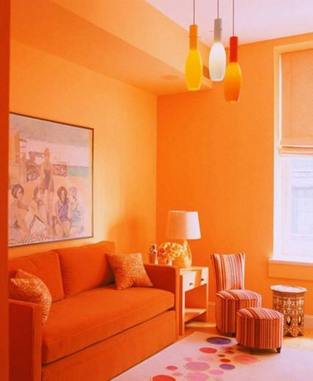 Orange Decor for Living Room Luxury Living Room Colour Ideas and Schemes In Exquistie 23