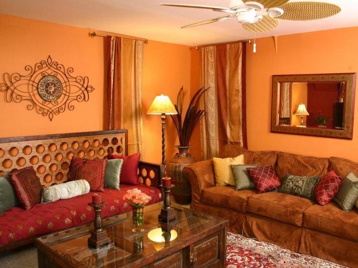 Orange Decor for Living Room Unique Best 25 orange Living Rooms Ideas On Pinterest