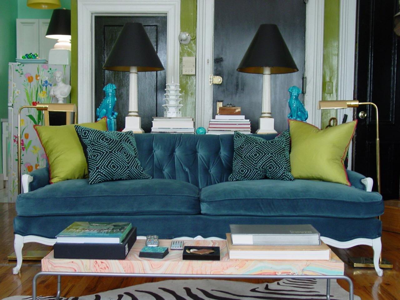 Peacock Decor for Living Room Elegant 5 Small Room Rules to Break