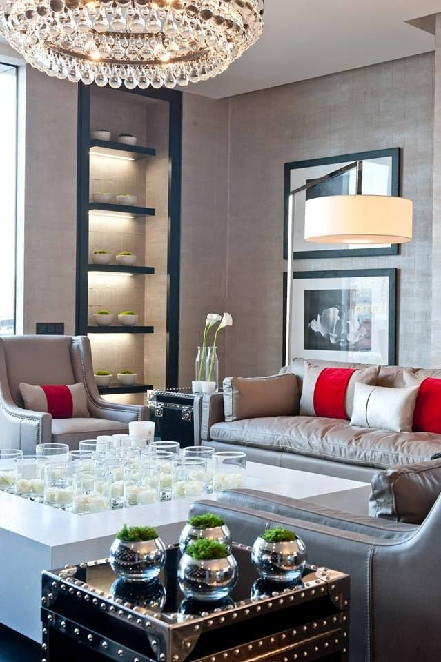 Pictures for Living Room Decor Beautiful 1000 Images About Glamorous Living Rooms On Pinterest