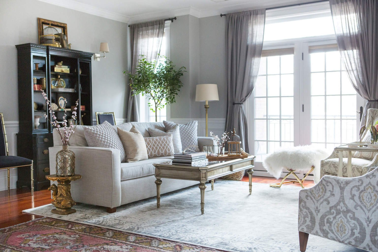 Pictures for Living Room Decor Best Of Centered by Design Neutral and Gray Living Room Decor