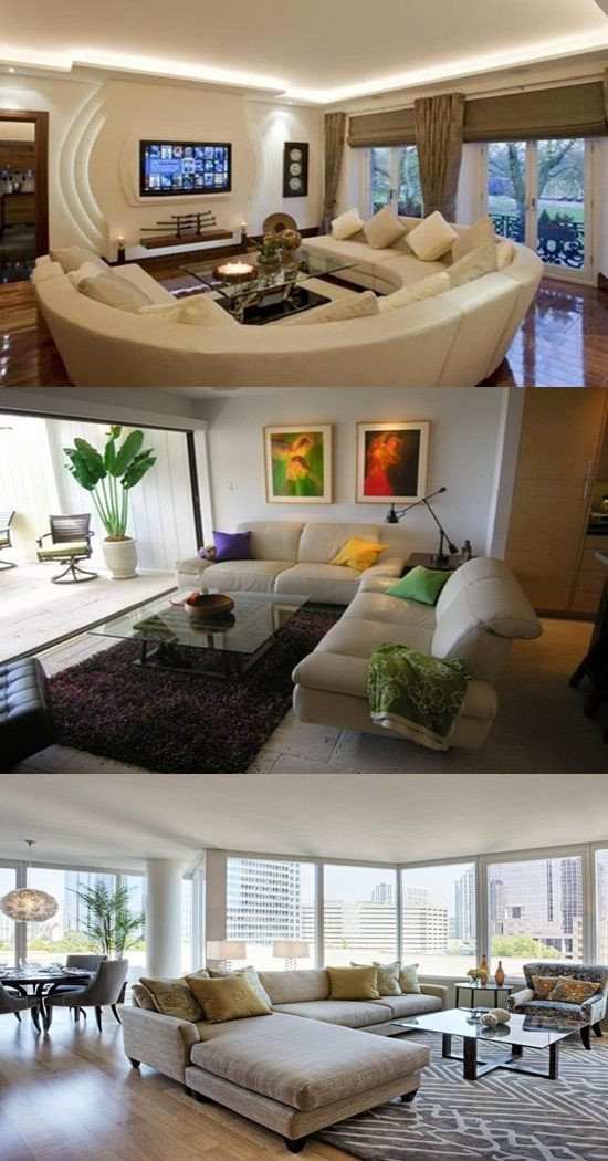 Pictures for Living Room Decor Luxury Condo Living Room Decorating Ideas