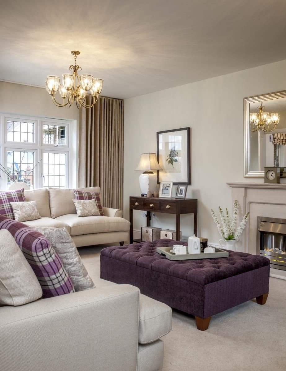 Purple Decor for Living Room Awesome Dazzling Purple Living Room Designs