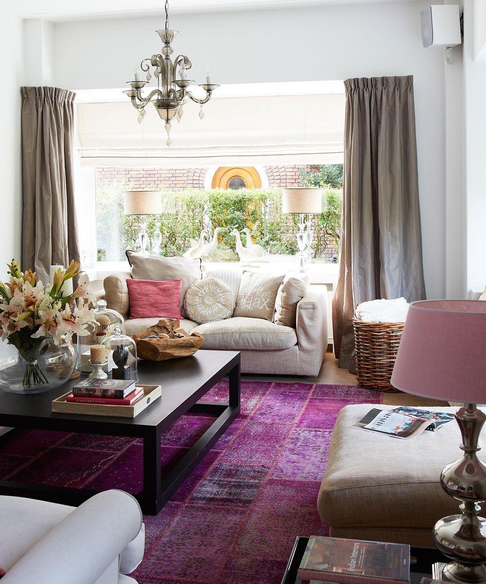 Purple Decor for Living Room Best Of Purple Living Room Ideas