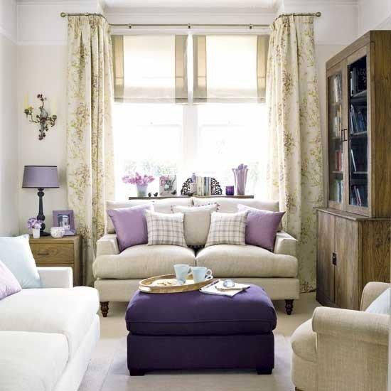 Purple Decor for Living Room Fresh Purple Living Room