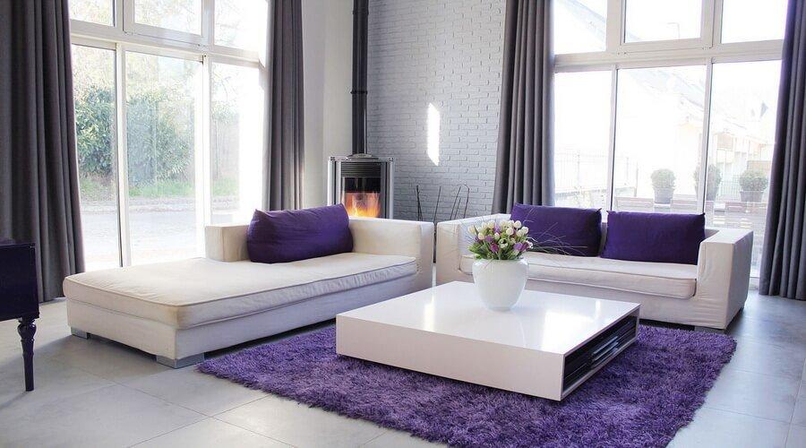Purple Decor for Living Room Luxury 10 Chic Purple Living Room Interior Design Ideas