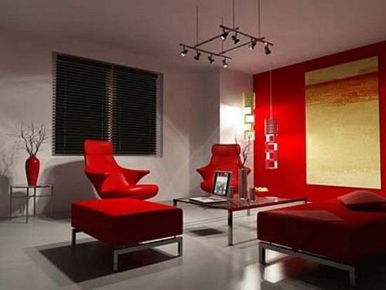 Red Decor for Living Room Awesome 51 Red Living Room Ideas