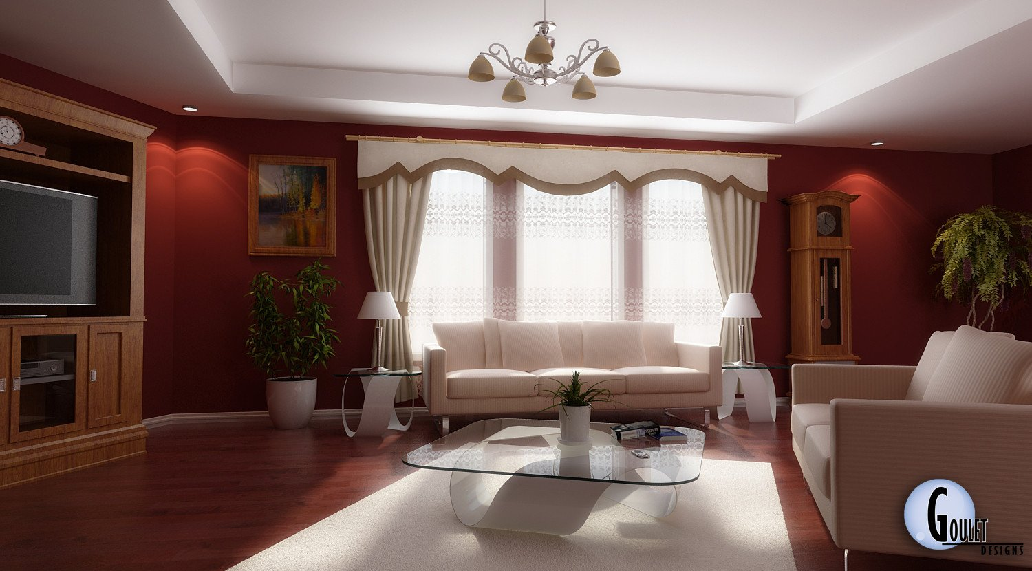 Red Decor for Living Room Elegant 28 Red and White Living Rooms