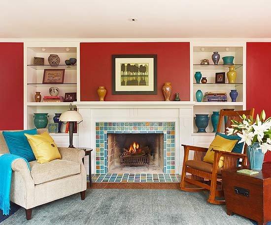 Red Decor for Living Room Fresh 15 Red Living Room Design Ideas