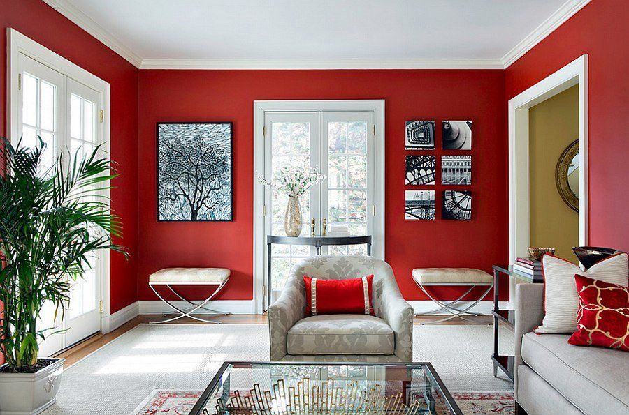 Red Decor for Living Room Fresh Red Living Rooms Design Ideas Decorations S