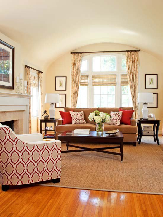 Red Decor for Living Room Luxury 15 Red Living Room Design Ideas