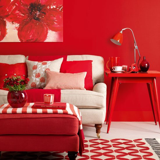 Red Decor for Living Room New why Your Home is Going to Love July