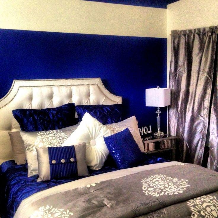 Royal Blue Living Room Decor Inspirational Best 25 Royal Blue Bedrooms Ideas On Pinterest