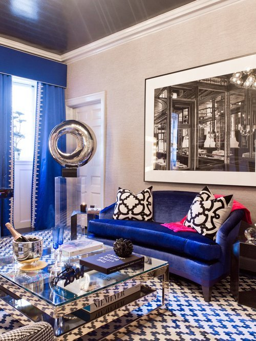 Royal Blue Living Room Decor Luxury Royal Blue Home Design Ideas Remodel and Decor