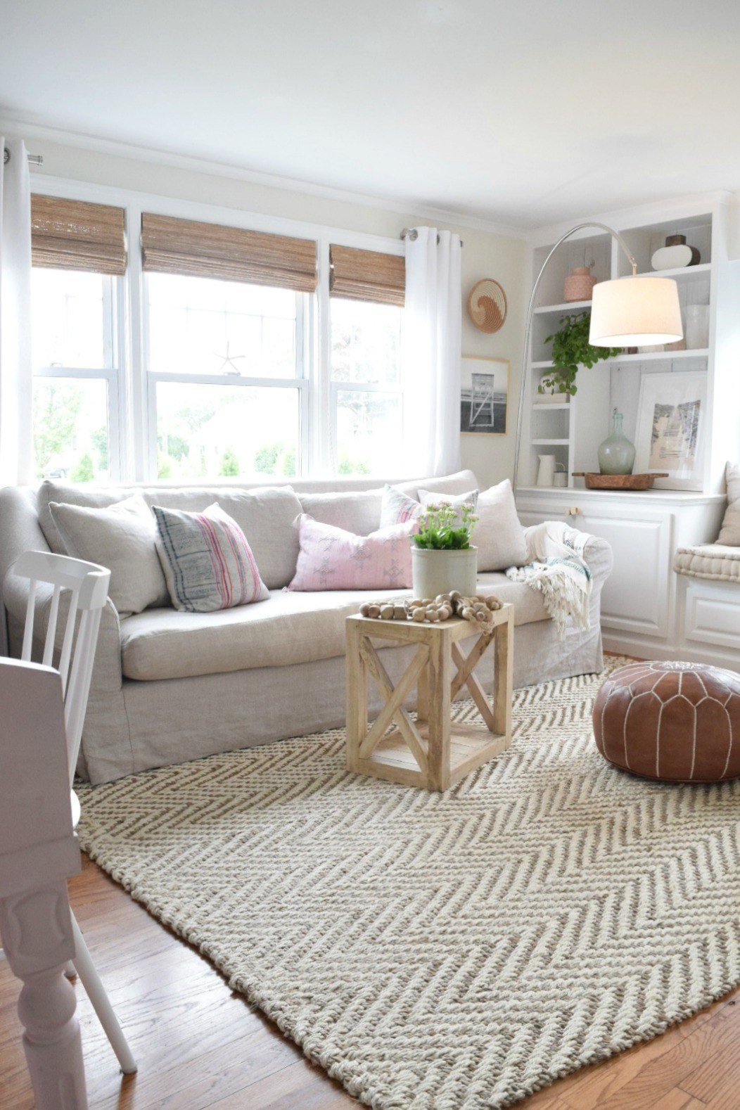 Rug for Living Room Ideas Fresh Jute Rug Review In Our Living Room Nesting with Grace