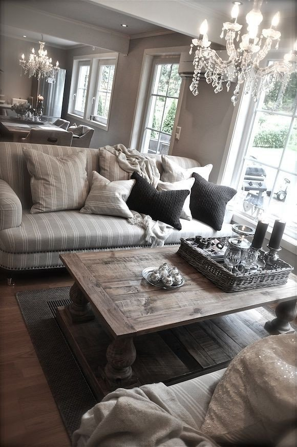 Rustic Chic Decor Living Room Lovely 236 Best Images About Living Room Decor Rustic Farmhouse