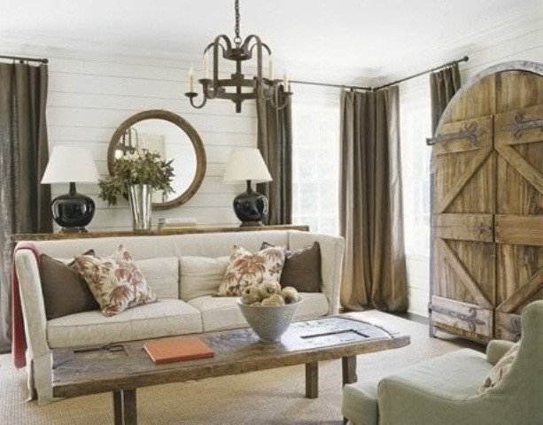 Rustic Chic Decor Living Room Unique 55 Airy and Cozy Rustic Living Room Designs