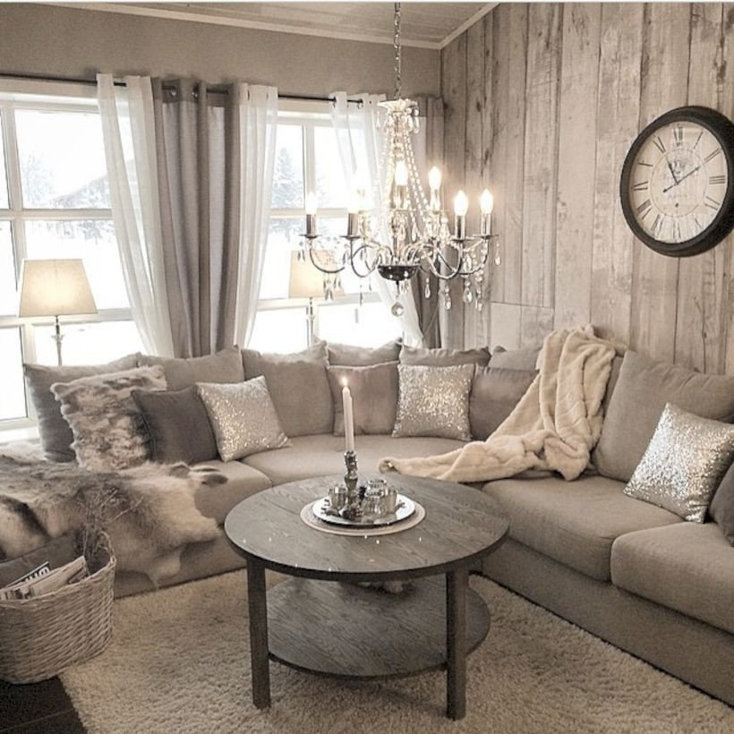 Rustic Living Room Decor Ideas Awesome 62 Rustic Living Room Curtains Design Ideas Roundecor