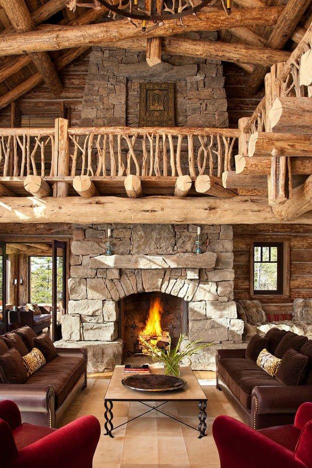 Rustic Living Room Decor Ideas Beautiful 40 Awesome Rustic Living Room Decorating Ideas Decoholic