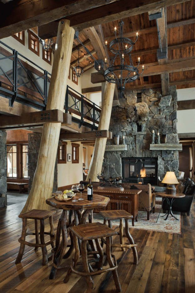 Rustic Living Room Decor Ideas Best Of 40 Awesome Rustic Living Room Decorating Ideas Decoholic