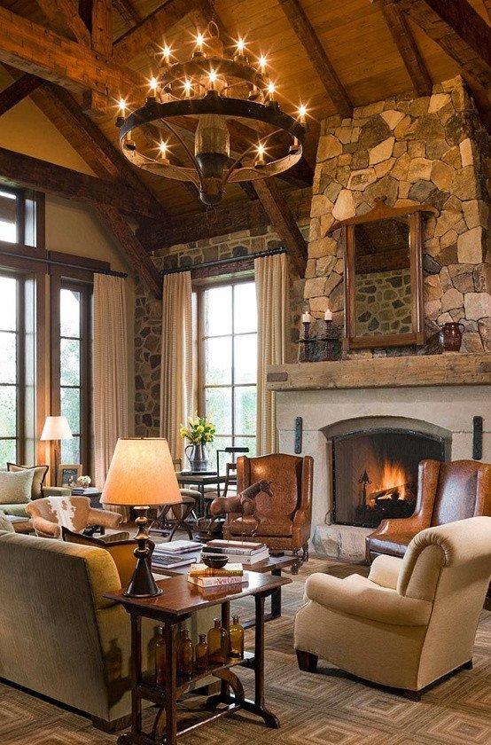 Rustic Living Room Decor Ideas Elegant 25 Rustic Living Room Design Ideas for Your Home