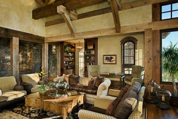 Rustic Living Room Decor Ideas Fresh 40 Awesome Rustic Living Room Decorating Ideas Decoholic
