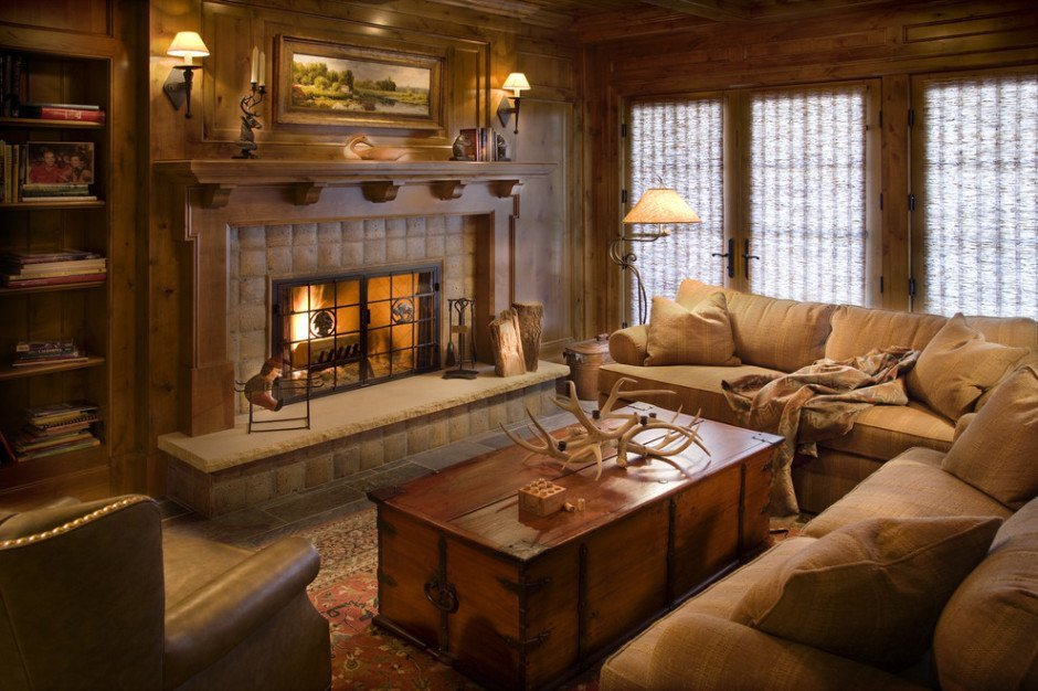 Rustic Living Room Decor Ideas Luxury 10 Gorgeous Cabin Inspired Living Room Ideas