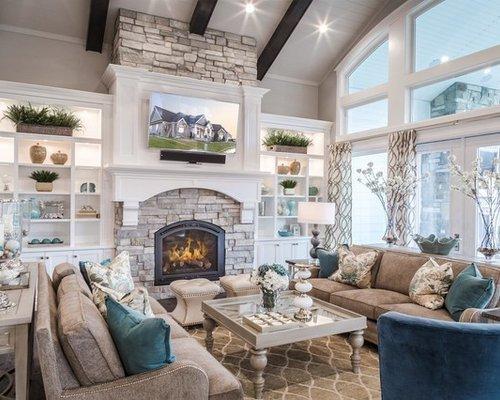 Rustic Living Room Decor Ideas Luxury Rustic Living Room Design Ideas Remodels & S