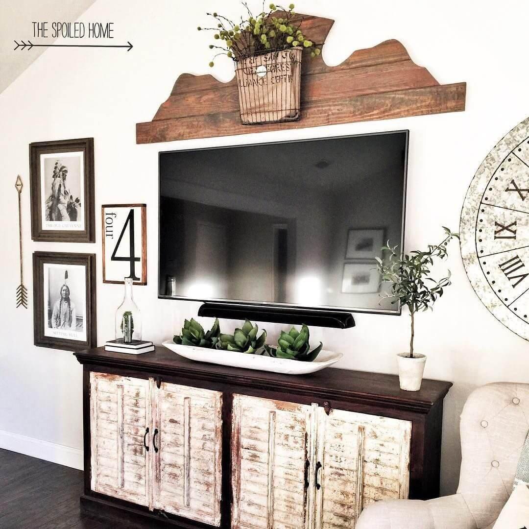Rustic Living Room Wall Decor Fresh 33 Best Rustic Living Room Wall Decor Ideas and Designs