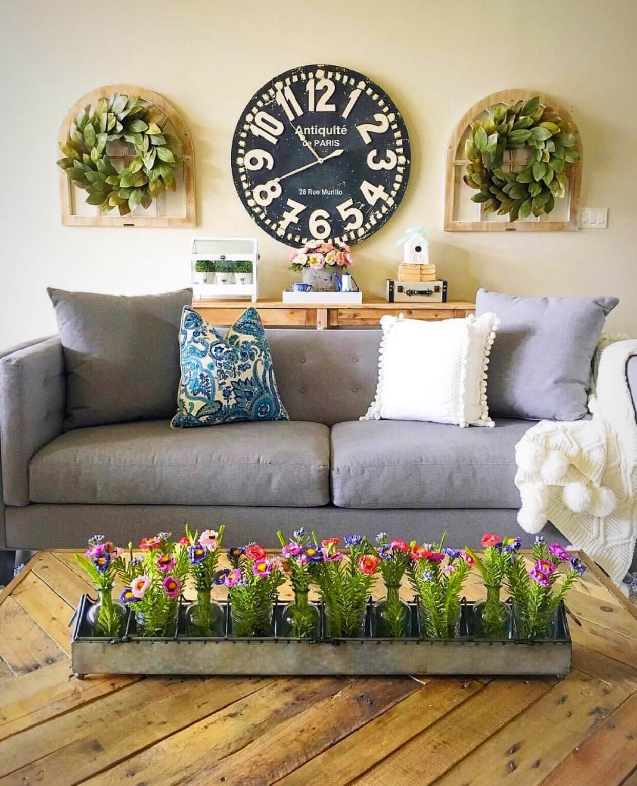 Rustic Living Room Wall Decor New 33 Best Rustic Living Room Wall Decor Ideas and Designs