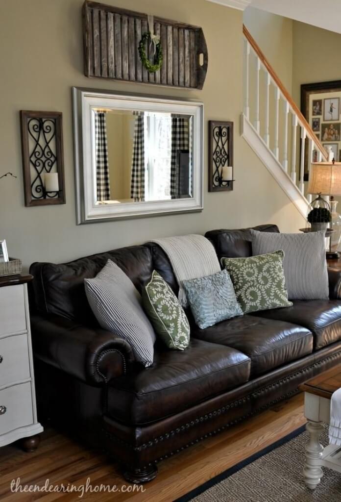 Rustic Living Room Wall Decor Unique 33 Best Rustic Living Room Wall Decor Ideas and Designs