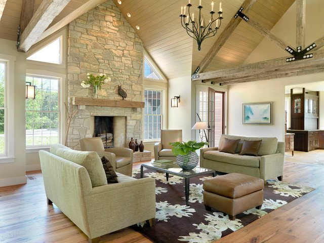 Rustic Modern Decor Living Room Awesome Rustic Contemporary Contemporary Living Room St