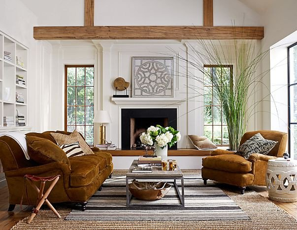 Rustic Modern Decor Living Room Luxury Modern Living Room with Rustic Accents Several Proposals