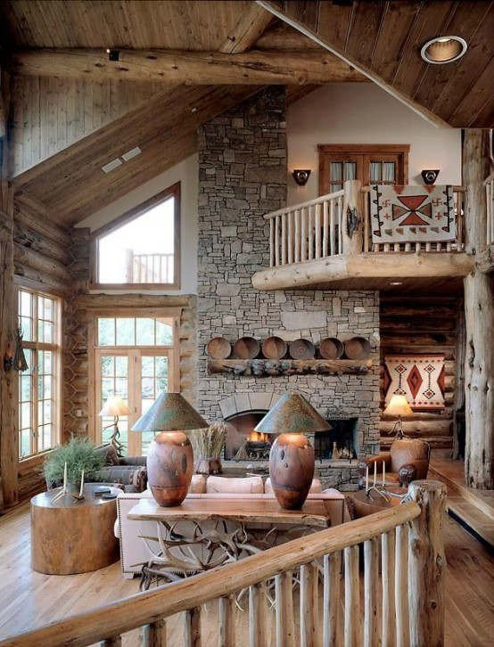 Rustic Modern Decor Living Room New 40 Awesome Rustic Living Room Decorating Ideas Decoholic