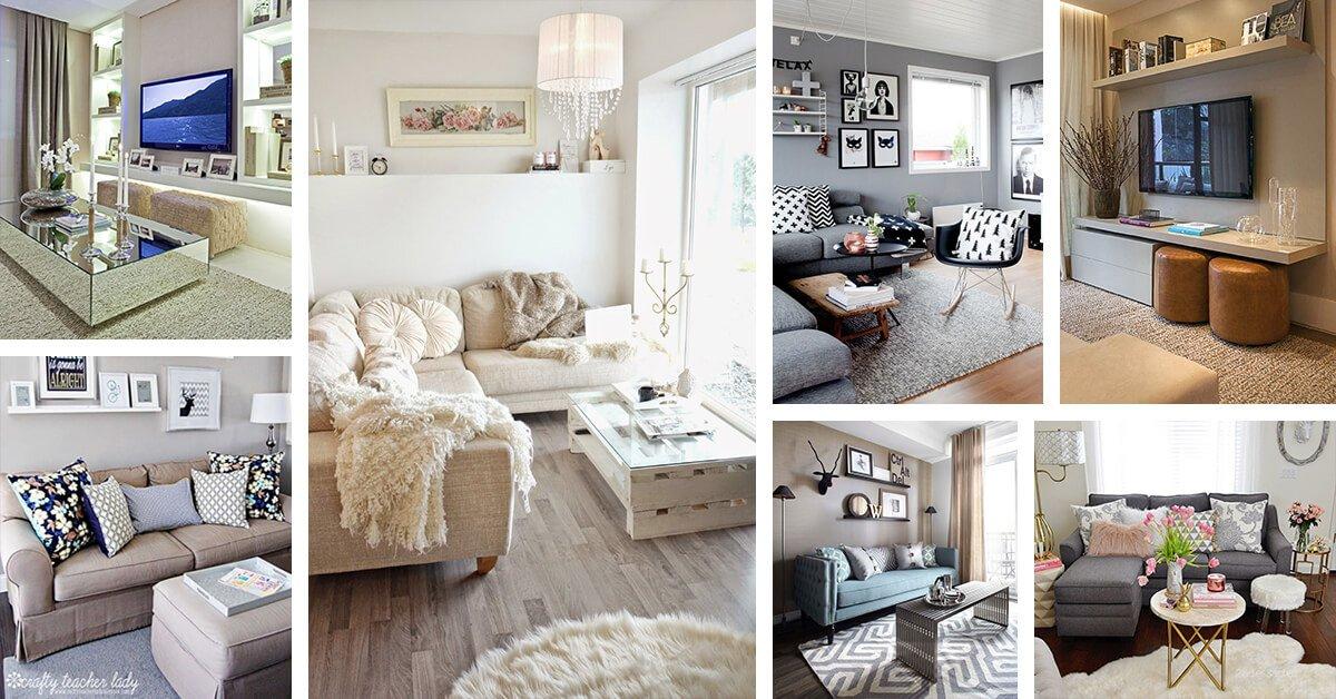 Small Apartment Living Room Decor Fresh 25 Best Small Living Room Decor and Design Ideas for 2019