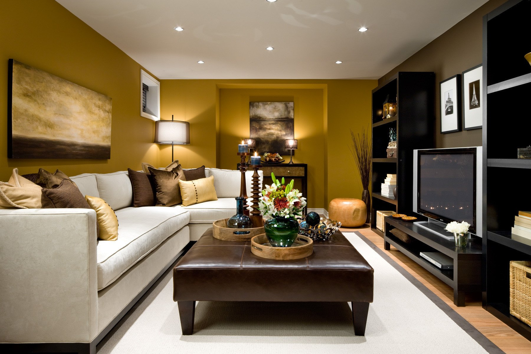 Small Apartment Living Room Decor New 50 Best Small Living Room Design Ideas for 2019