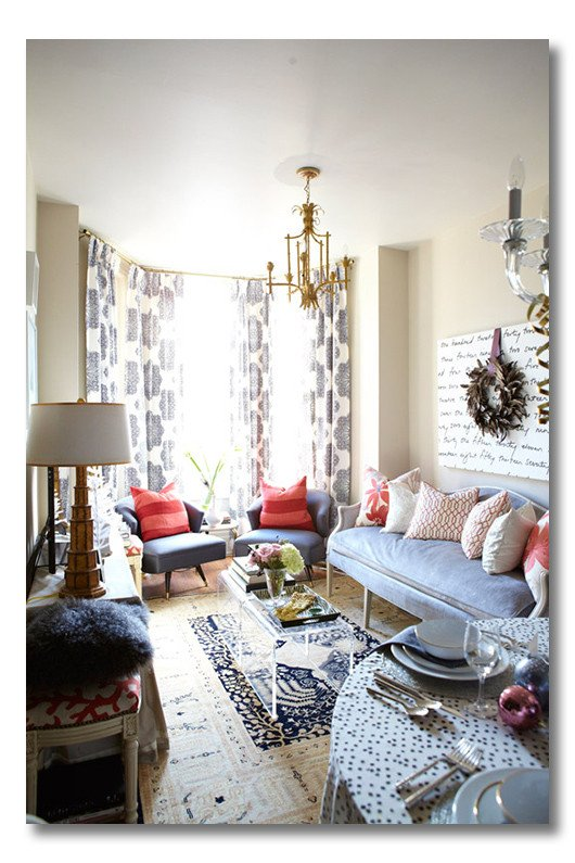 Small Living Room Decor Ideas Awesome Ideas for Small Living Spaces