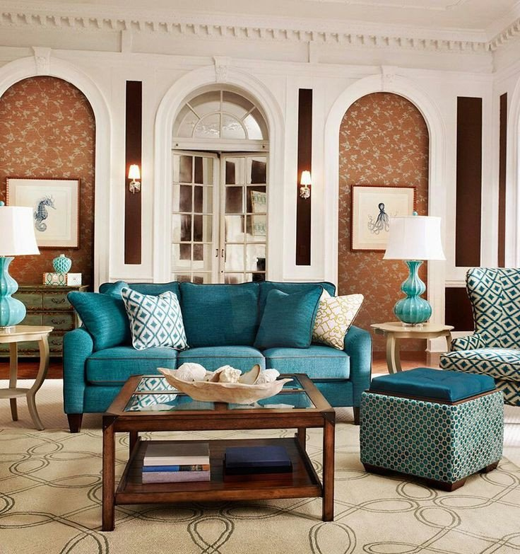 Teal Decor for Living Room Elegant 1000 Ideas About Teal Living Rooms On Pinterest