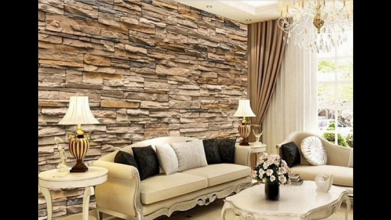 Wallpaper for Living Room Ideas Awesome 17 Fascinating 3d Wallpaper Ideas to Adorn Your Living