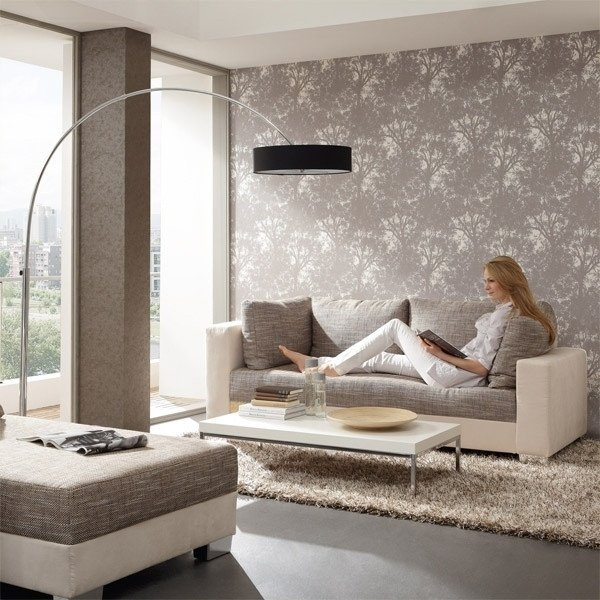 Wallpaper for Living Room Ideas Beautiful 15 Living Room Wallpaper Ideas – Types and Styles Of