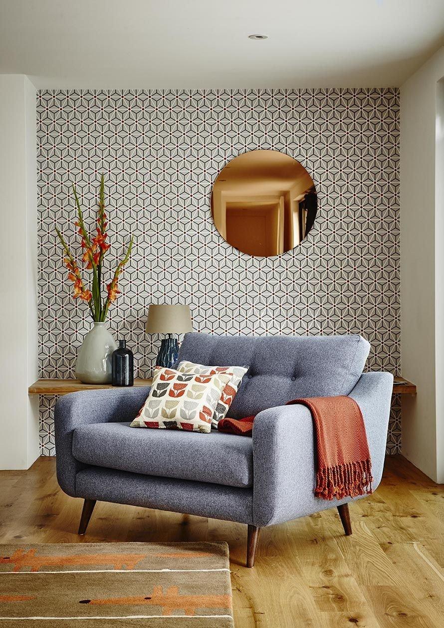 Wallpaper for Living Room Ideas Lovely 10 Mid Century Modern Design Lessons to Remember