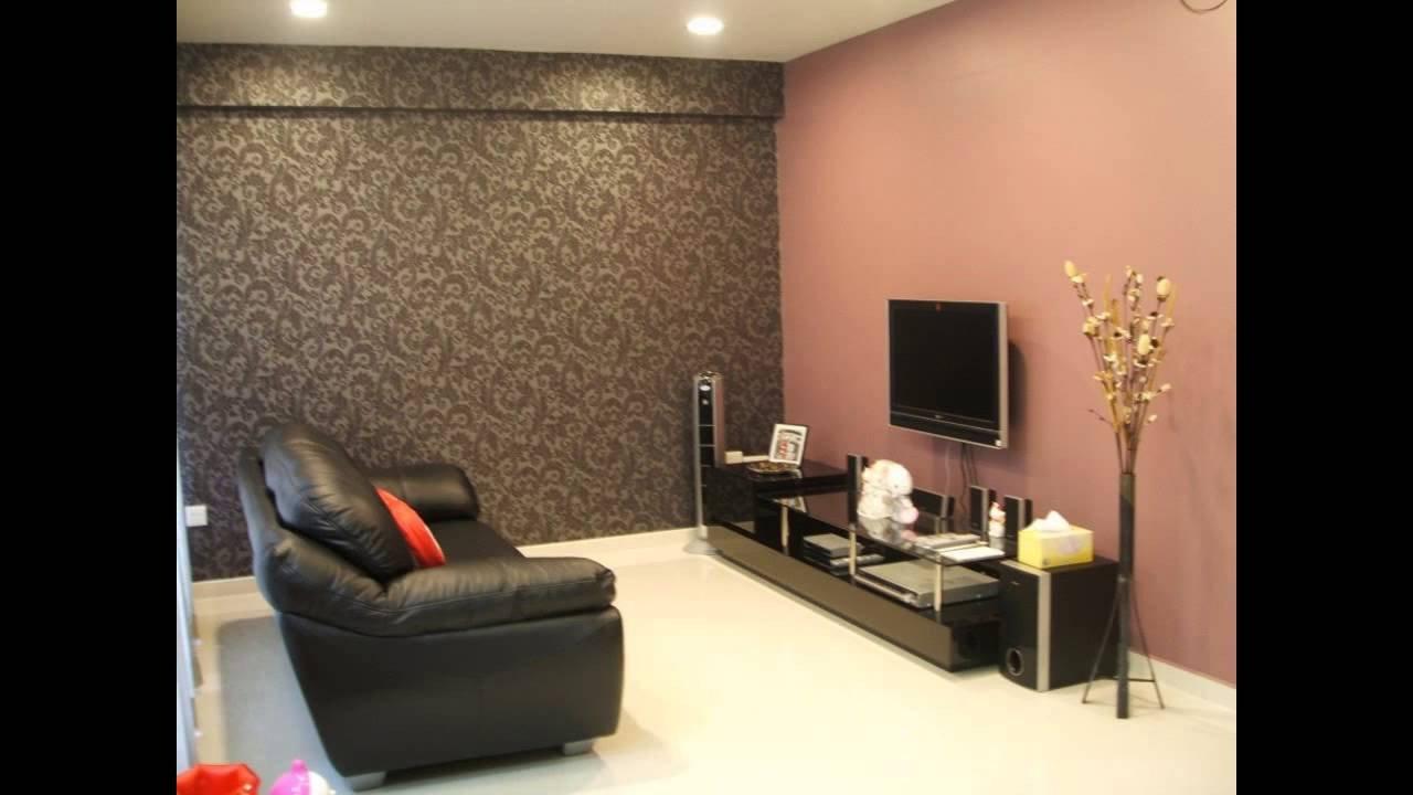 Wallpaper for Living Room Ideas Lovely Choosing Wallpaper Decor Ideas for Living Room
